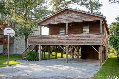 Kill Devil Hills Single Family Home For Sale: 906 W Avalon Drive