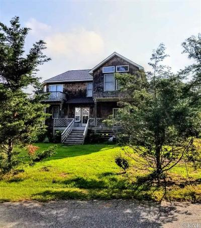 Southern Shores Single Family Home For Sale: 10 Ginguite Trail