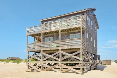 Rodanthe Single Family Home For Sale: 23292 East Beacon Road