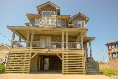 Nags Head Single Family Home For Sale: 4310 S Virginia Dare Trail