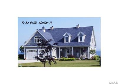 Manteo Single Family Home For Sale: 201 Sunnyside Drive