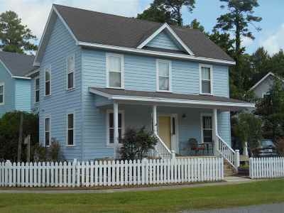 Single Family Home For Sale: 701 S George Howe Street
