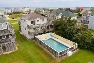 Nags Head Single Family Home For Sale: 9118 S Old Oregon Inlet Road