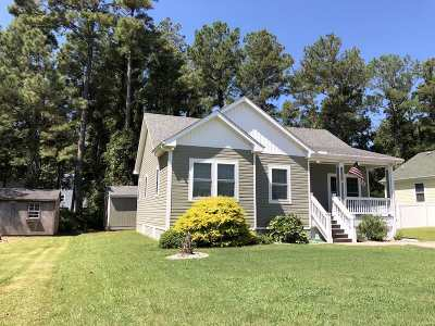 Manteo Single Family Home For Sale: 710 N George Howe Street