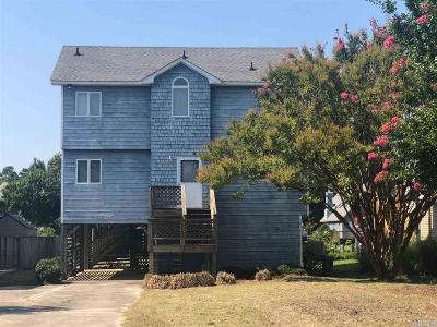 Kill Devil Hills Single Family Home For Sale: 125 Sir Richard West