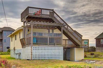 Rodanthe Single Family Home For Sale: 24246 Atlantic Drive
