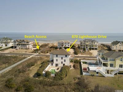 Corolla Single Family Home For Sale: 870 Lighthouse Drive