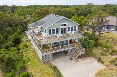 Southern Shores Single Family Home For Sale: 219 Sea Oats Trail