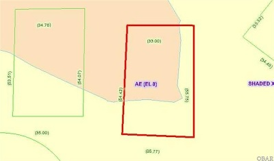 Kill Devil Hills Residential Lots & Land For Sale: 110 Jimmy Court