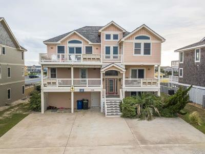 Nags Head Single Family Home For Sale: 5016 S Virginia Dare Trail