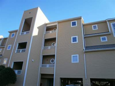 Manteo Condo/Townhouse For Sale: 123 Pirates Way