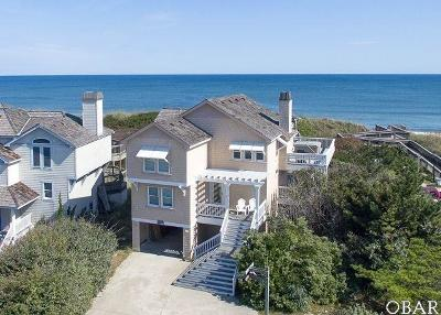 Nags Head Single Family Home For Sale: 6309 S Virginia Dare Trail