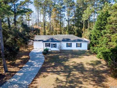 Kill Devil Hills Single Family Home For Sale: 106 Sandy Trail