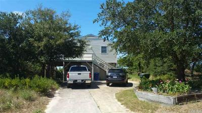 Nags Head Single Family Home For Sale: 512 S Hesperides Drive