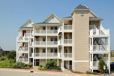 Hatteras Condo/Townhouse For Sale: 57442 Nc Highway 12