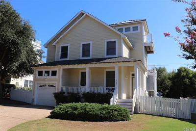 Corolla Single Family Home For Sale: 715 Currituck Cay