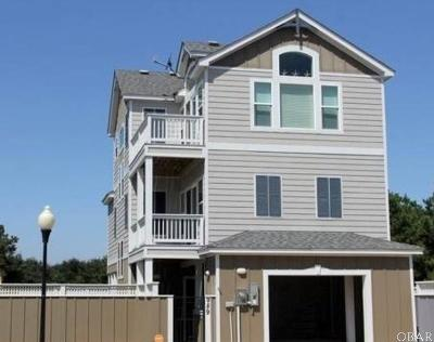 Corolla NC Single Family Home For Sale: $444,500