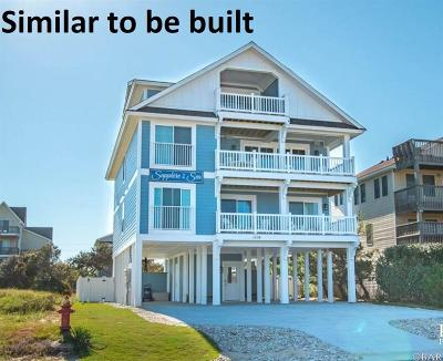 Kill Devil Hills Single Family Home For Sale: 1104 N Virginia Dare Trail