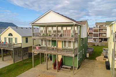 Kill Devil Hills Single Family Home For Sale: 1707 S Memorial Boulevard