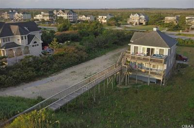 Nags Head Single Family Home For Sale: 8931 Old Oregon Inlet Road