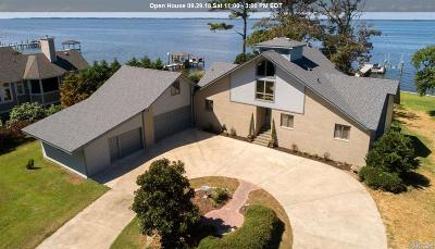 Kitty Hawk Single Family Home For Sale: 7064 Currituck Road