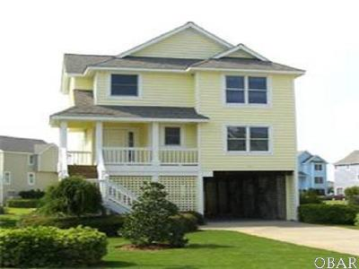 Manteo Single Family Home For Sale: 54 Sailfish Drive
