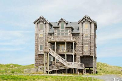 Rodanthe Single Family Home For Sale: 23371 & 23240 Sudie Payne Road