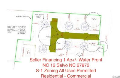 Salvo Residential Lots & Land For Sale: 27524 Nc Highway 12