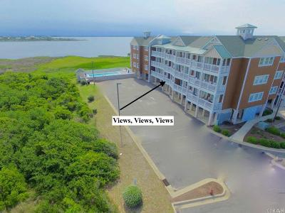 Nags Head Condo/Townhouse For Sale: 107 #112a W Gray Eagle Street