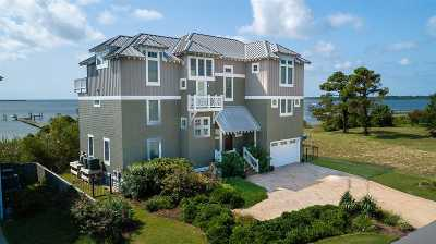 Kill Devil Hills Single Family Home For Sale: 2916 Bay Drive