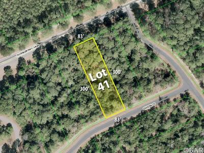Manteo Residential Lots & Land For Sale: 133 Chicora Ct
