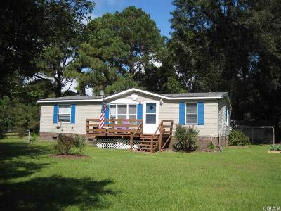Currituck County Single Family Home For Sale: 111 Azalea Lane