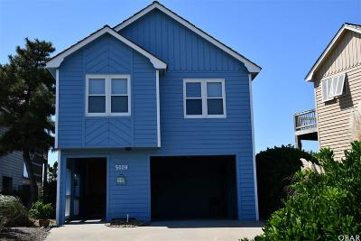 Nags Head NC Single Family Home For Sale: $311,000