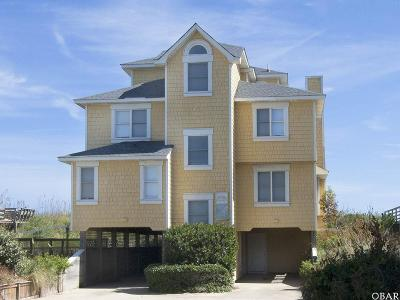 Nags Head Single Family Home For Sale: 4719 S Virginia Dare Trail