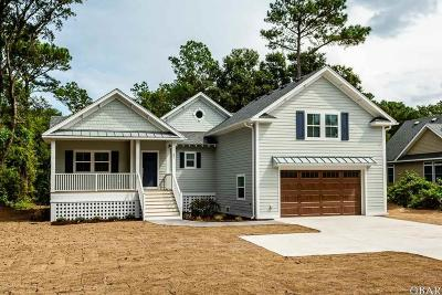 Southern Shores Single Family Home For Sale: 22 NE Juniper Trail