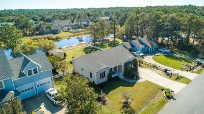 Nags Head Single Family Home For Sale: 145 W Oak Knoll Drive