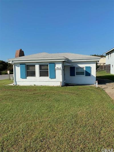 Nags Head NC Single Family Home For Sale: $284,500