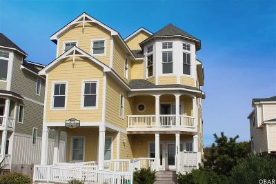 Nags Head Single Family Home For Sale: 6323 S Virginia Dare Trail
