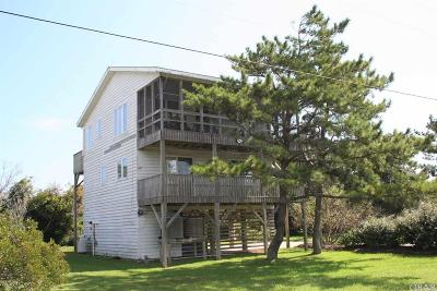 Nags Head Single Family Home For Sale: 10039 S Old Oregon Inlet Road