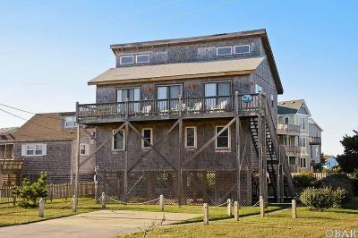 Hatteras Single Family Home For Sale: 57154 Lighthouse Road
