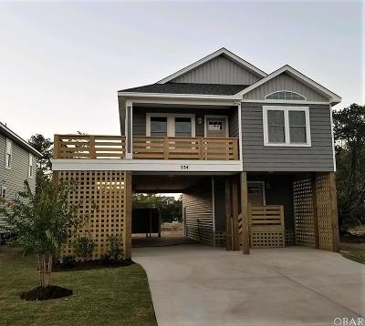 Kill Devil Hills Single Family Home For Sale: 534 W Palmetto Street