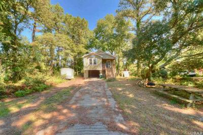 Kill Devil Hills Single Family Home For Sale: 232 E Sir Richard