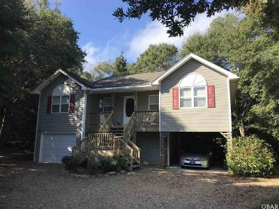 Kitty Hawk Single Family Home For Sale: 106 Serenity Circle