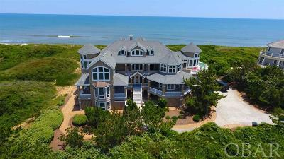 Corolla NC Single Family Home For Sale: $3,950,000
