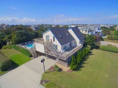 Corolla Single Family Home For Sale: 900 Whalehead Drive