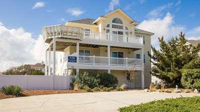 Corolla Single Family Home For Sale: 806 Whalehead Drive