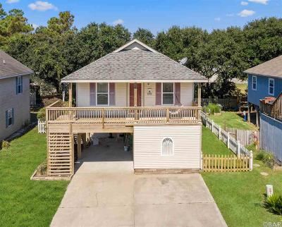 Kill Devil Hills Single Family Home For Sale: 314 W Eden Street