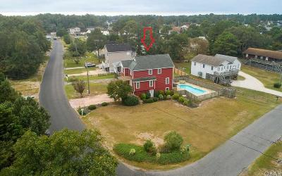 Kill Devil Hills Single Family Home For Sale: 209 Colington Drive