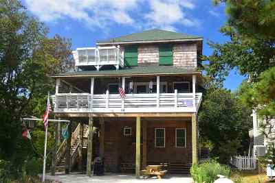 Nags Head NC Single Family Home For Sale: $550,000