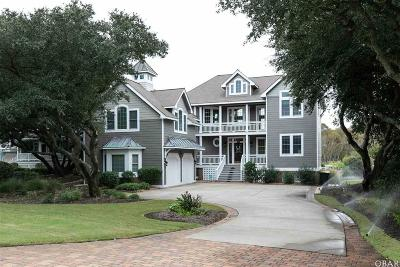 Corolla NC Single Family Home For Sale: $825,000